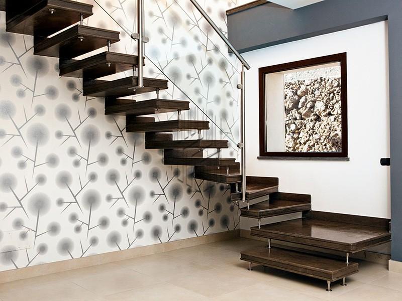 Лестницы на чердак складные фото